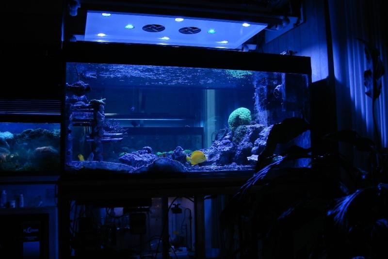 Realisation rampe LED